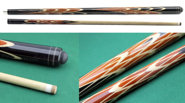 title-big fullsplice cue bigwig cue shanghai cue pool cue custom cue