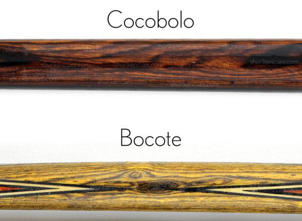 bocote-cocobolo