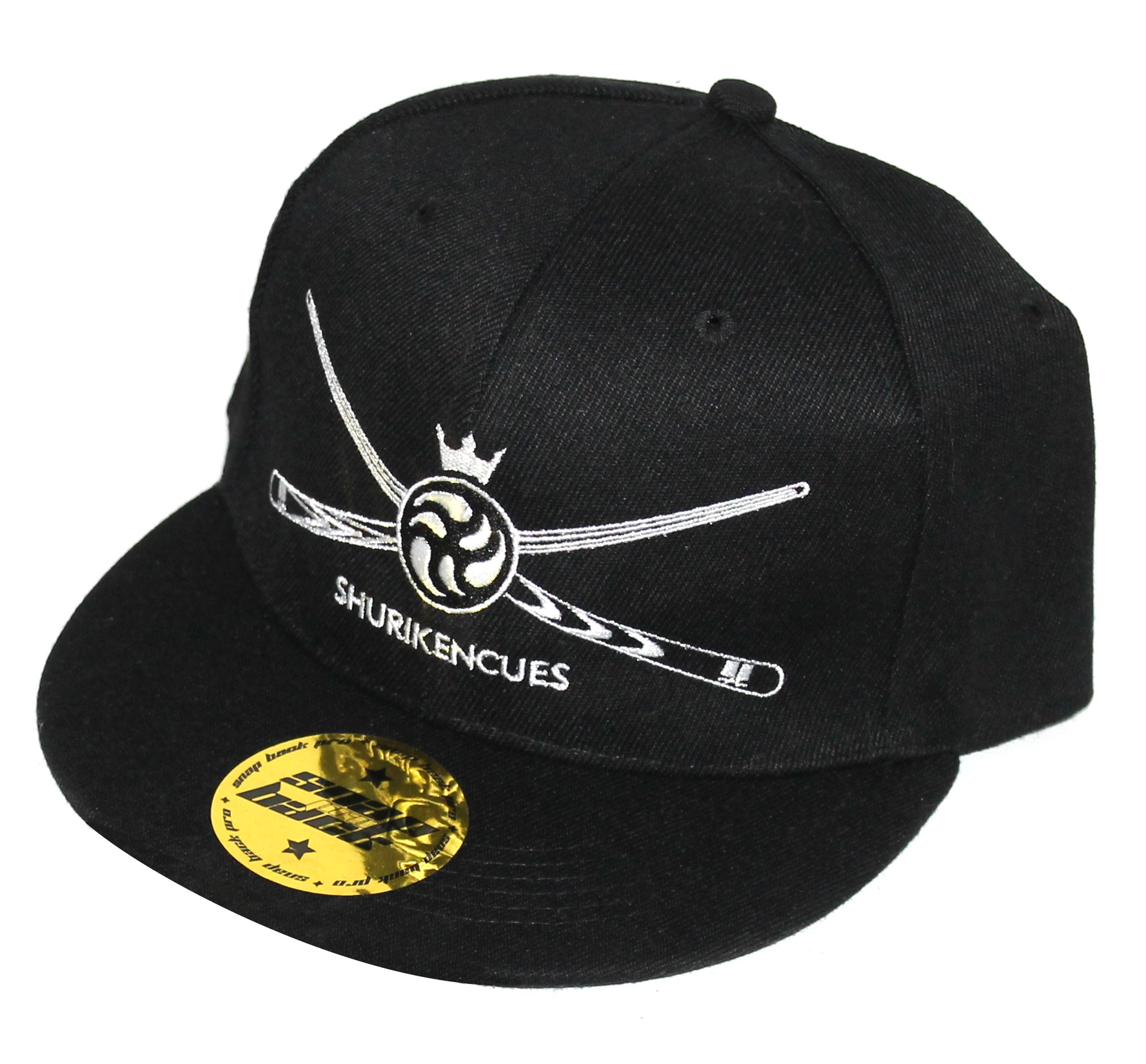 firm snapback shurikencues hat cap snap back