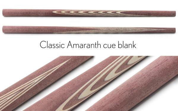 title-classic-amaranth-cue-blank