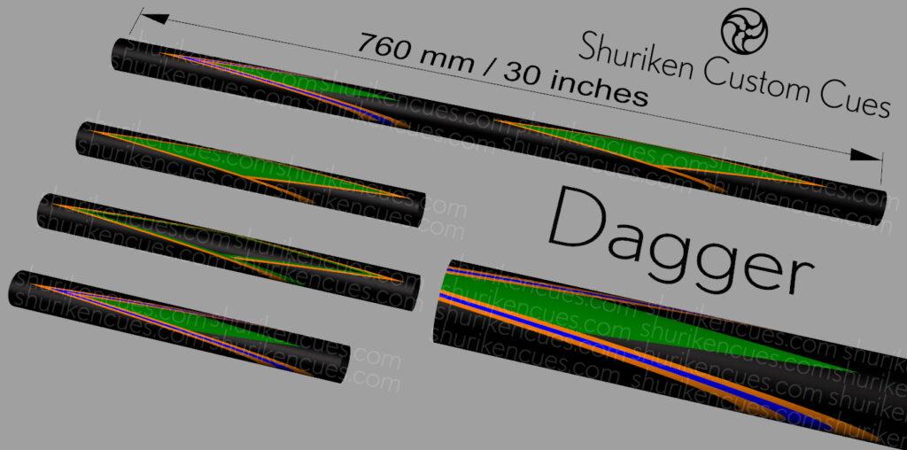 07 Model dagger