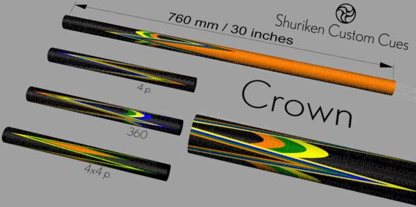 08 Model crown