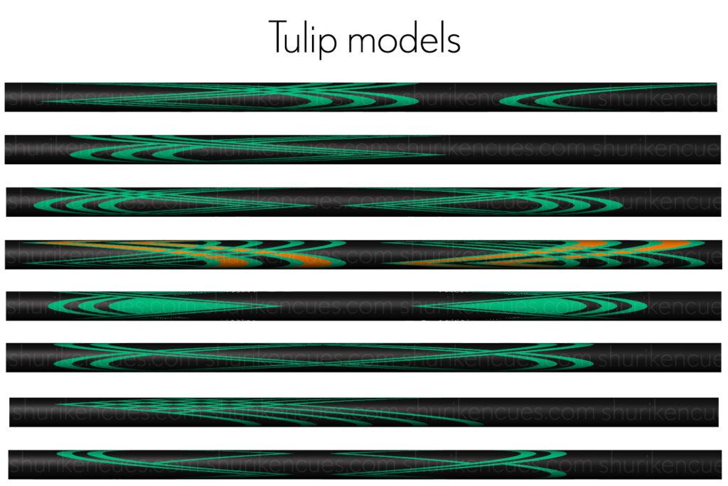 tulip-models-green