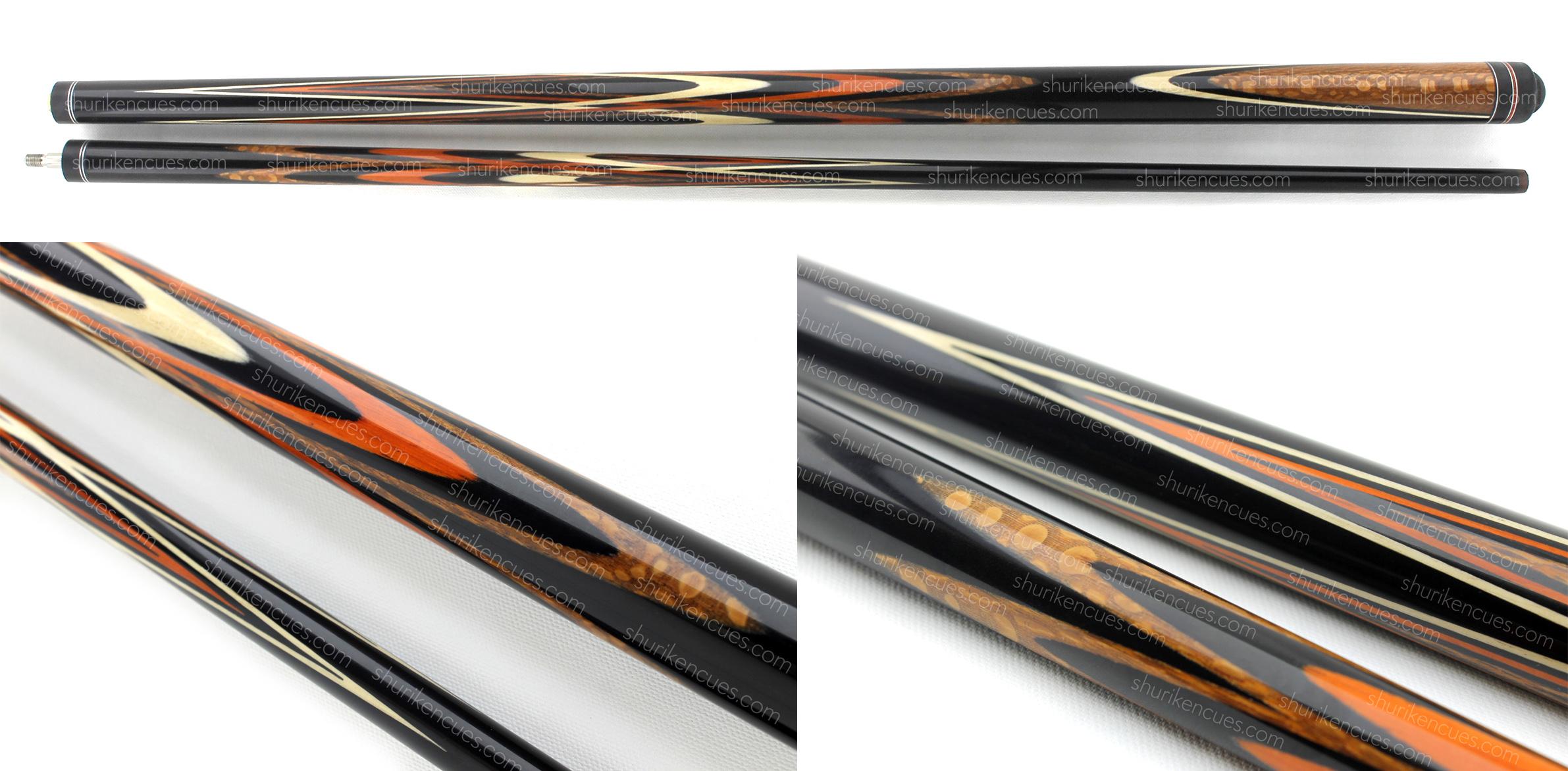 title-big fullsplice cue lacewood cue lacewood pool cue lacewood custom cue lacewood cue exlusive cue professional cue rare cue premium cue
