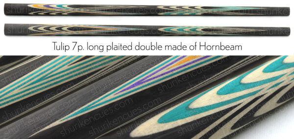 cue-blank-tulip-long-7p-double-plaited-bh-green-purple-yellow